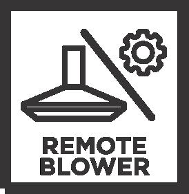 Remote Blower